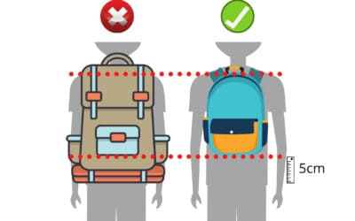 Parents do you know what damage your child's school-bag is doing to their Spine?